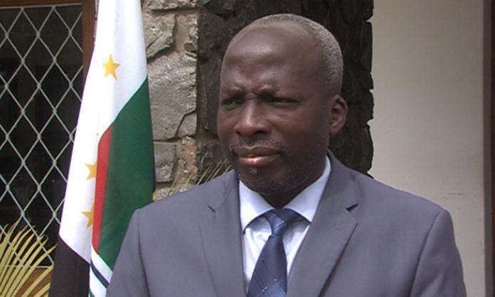 André Magibire, Secretário-Geral da Renamo, nampula, mocambique, politica, eleicoes, gerais, lideranca, 2019,