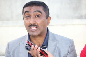 Abdul Hanane vendeu bens da sua familia para apoiar o seu clube do coração, o Benfica de Nampula