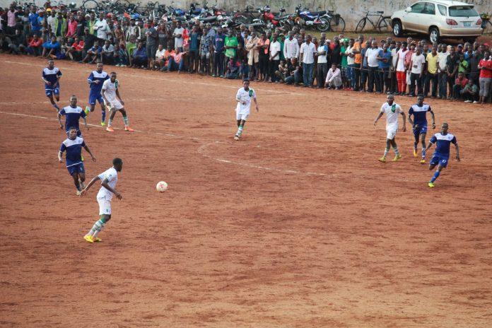O Sporting de Nampula perdeu a lideranca do regional da divisao de honra porque empatou com a Angoche Clube Desporto no fim-de-semana passado