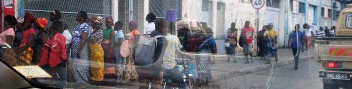 Mulheres macuas violam estado de emergencia