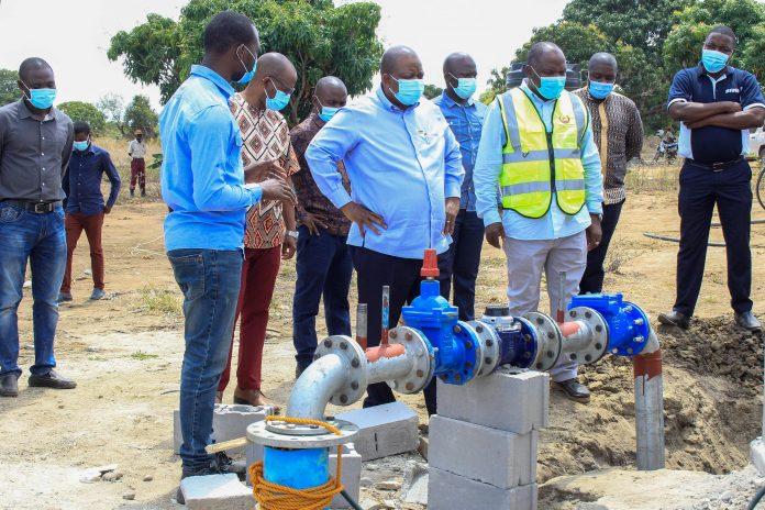 crise de agua na cidade de Nampula