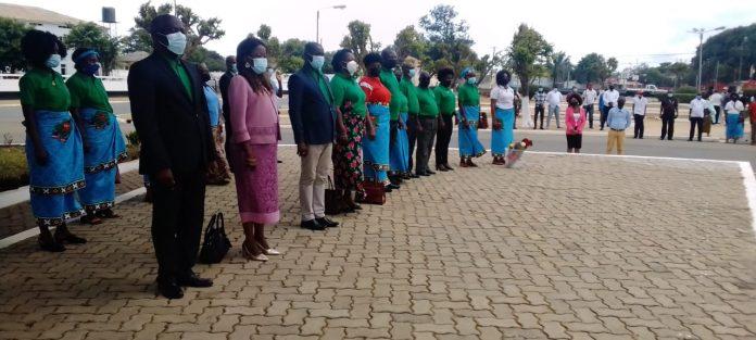 professores em Nampula